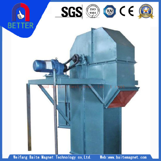 ISO9001 High Power Food/Port/Coal/Bucket Elevator From Gold China Manufacturer