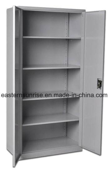 Kd Structure Padlock Steel Cupboard Metal Office Storage Cabinet