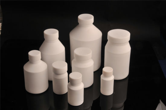 HDPE Material/PTFE Material Round Reagent Bottles (4044-0425) pictures & photos