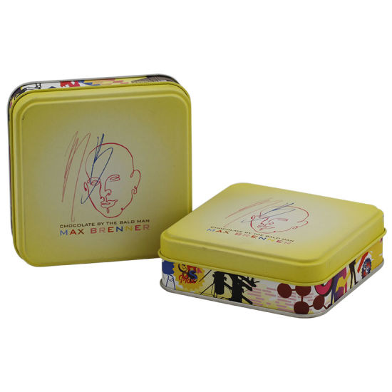 Metal Storage Container Jewelry Tin Case Gift Box pictures & photos
