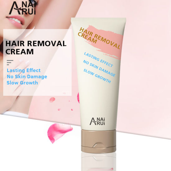 China Factory Oem Permanent Hair Removal Cream Painless Armpit