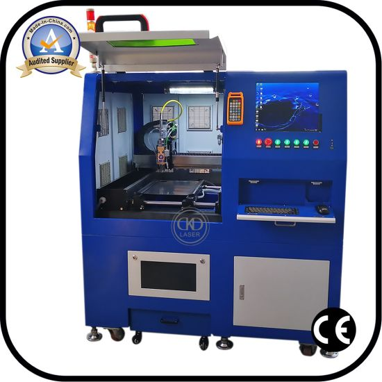 500W Precision Laser Cutting Machine for Metal Stainless Steel Copper Aluminum Ect.