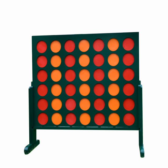 Toys and Games Giant Connect Four 4 in a Row for Garden pictures & photos