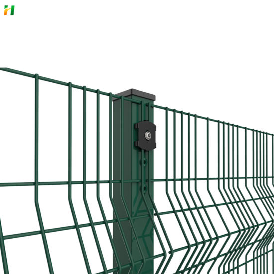 Low Price Hot Sale PVC Coated Euro Wire Mesh Fence