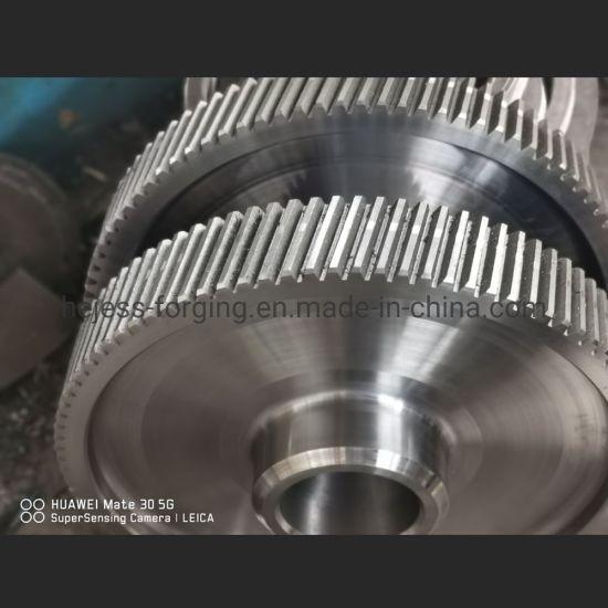 Gear Manufacturing CNC Turning, CNC Milling, CNC Gear Cutting