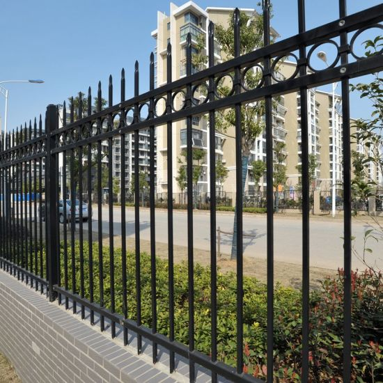 Maintenance-Free and Powder-Coated Residential and Commercial Aluminum Fence