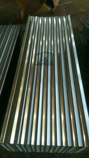 Galvanized Corrugated Steel Sheet Metal Plate