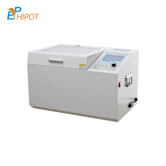 3 Vessels Automatic Oil Breakdown Voltage Tester 60kv80kv100kv Oil Dielectric Breakdown Voltage (Oil BDV) Test Systems