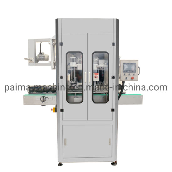Shrink Sleeve PVC Labels Packaging Labeling Machine