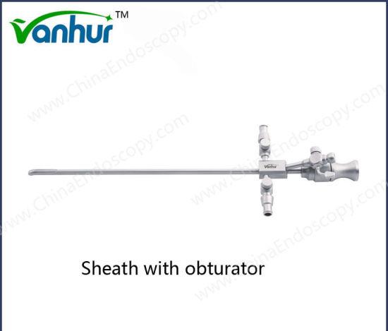 Whn-2 Pediatric Urethro-Cystoscopy Set Sheath with Obturator