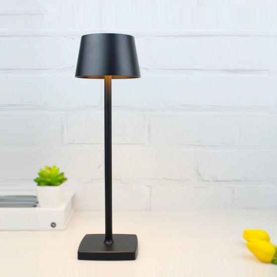 Poldina PRO Rechargeable LED Table Lamp Bedroom (WH-MTB-159)