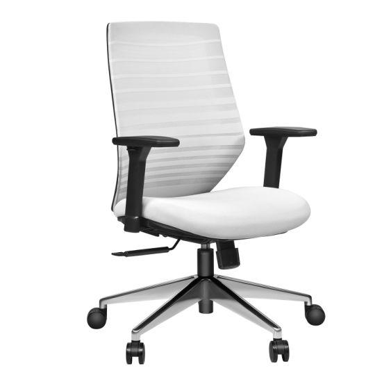 Low Back Revolving Fabric Mesh Back Foshan Office Chair