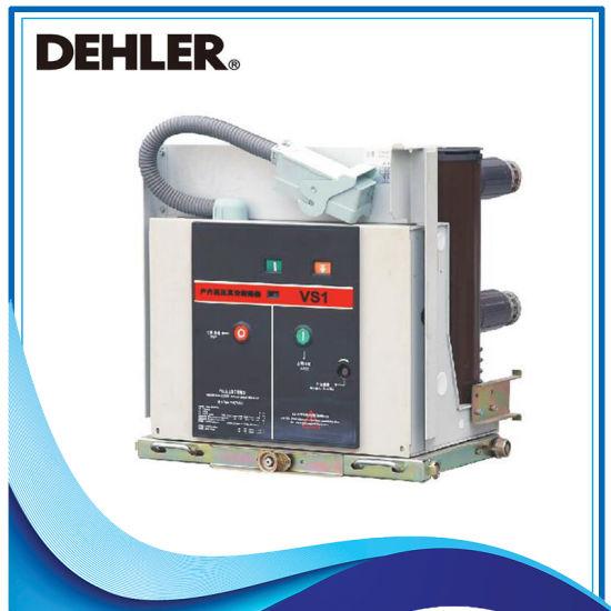 Zn63 (VS1) -12 Indoor 12kv High Voltage Vacuum Circuit Breaker