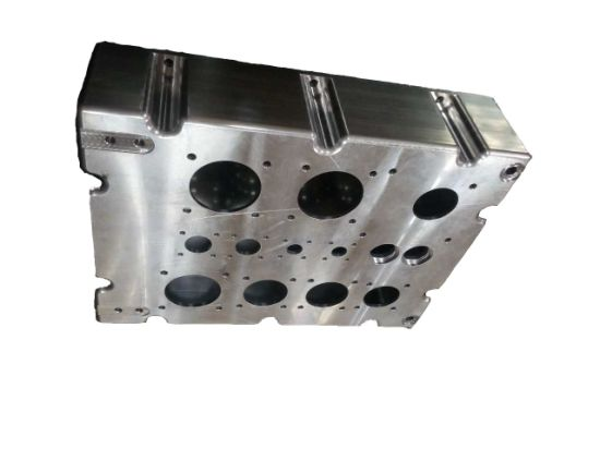 CNC Part, Aluminum CNC Machinery Part with Silvery Coating pictures & photos
