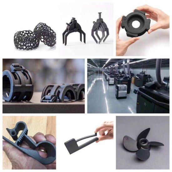 Strong Nylon SLS 3D Printing Service 3D Nylon Rapid Prototyping