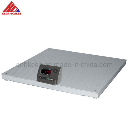 A12e Industrial Electronic Weighing Floor Scale 1000kg Price