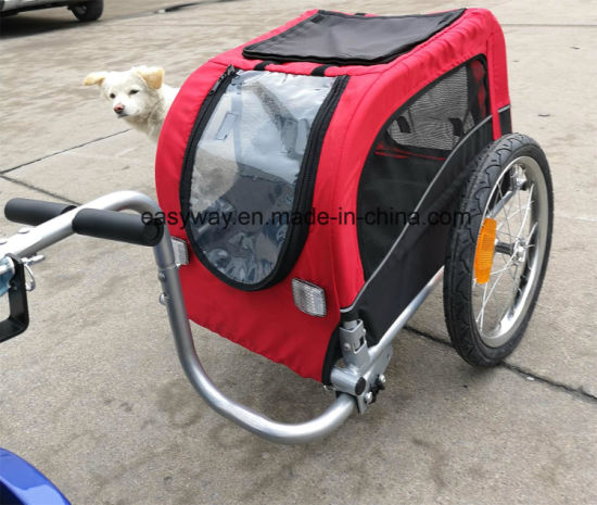 High Quality Scooter&Bicycle Pet Trailer