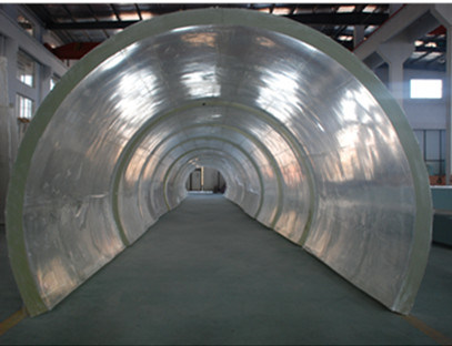 Ocean Museum Tunnel Used with Plexiglass Sheet pictures & photos
