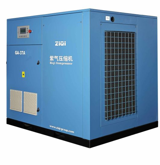 Best Quality Singer Stage Screw Air Compressor with Weg Motor pictures & photos