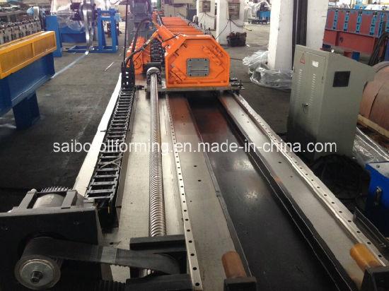 Fast Speed Track Roll Forming Machine (60m/min)