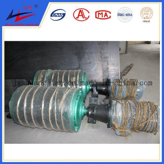 Driving Pulley Electric Pulley Head Conveyor Pulley with Inside and out Side Motor pictures & photos