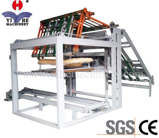 Plywood Machine Veneer Stacking Machine Swing Stack Machine for Plywood Making