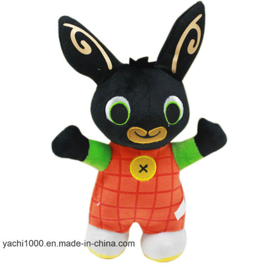 Custom Plush Fabric Soft Halloween Gift Rabbit Toy
