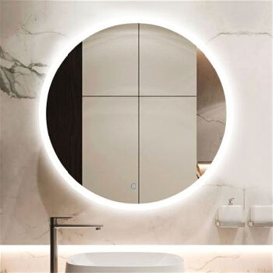 China Led Bathroom Mirror Size 500 600mm 700 800mm 800 800mm China Smart Mirror Bathroom Mirror
