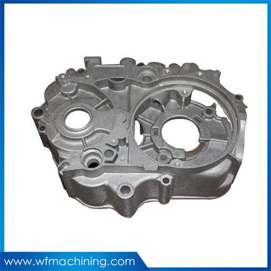 OEM Aluminum Die Casting Auto Car Part Engine Housing for Auto Engine