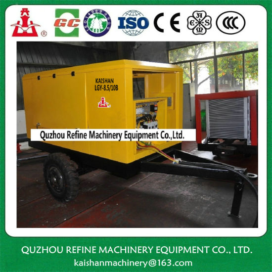Kaishan Lgb-8.5/10y 75HP Variable Frequency electric Rotary Compressor pictures & photos
