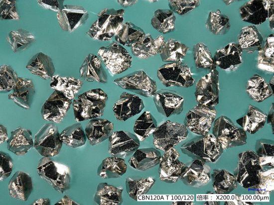 Titanium Nickel Coating Ti/Ni-Coated CBN Cubic Boron Nitride Powder