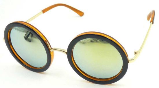 F17007 Latest Design New Year Sunglasses Women Sun Glasses Elegent Style