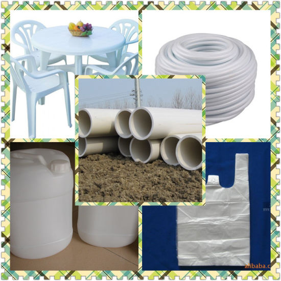 Manufacturer Plastic White Plastic Masterbatches pictures & photos