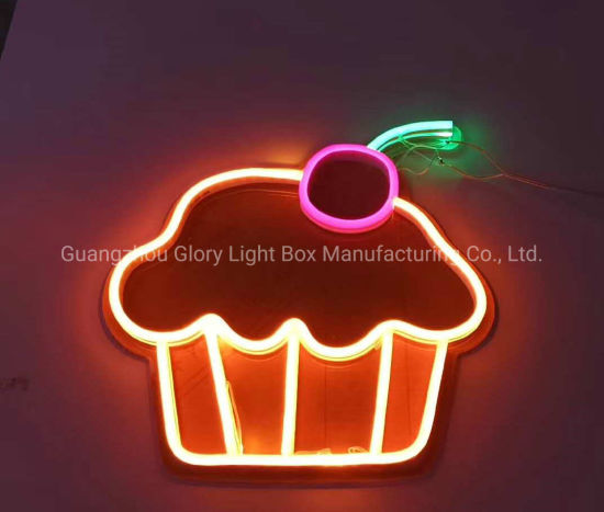 Wholesale Acrylic Custom 3D Flex Neon Sign Custom LED Neon Light Sign Lamp pictures & photos