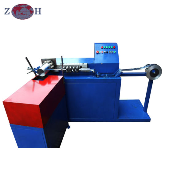 Pure Aluminum Flexible Duct Forming Machine for Ventilation Duct