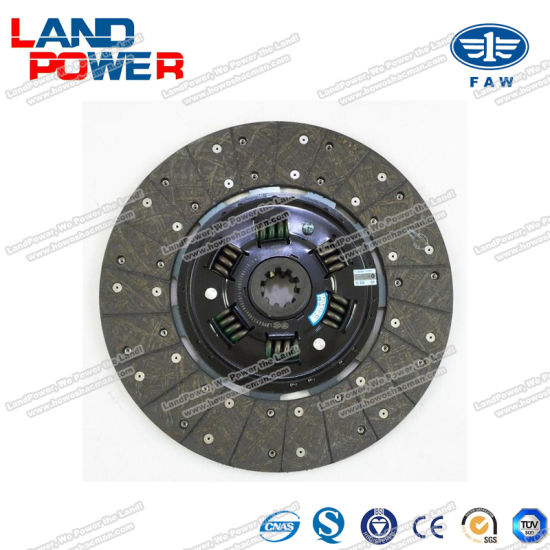 Original Clutch Plate for FAW Series Truck Spare Parts