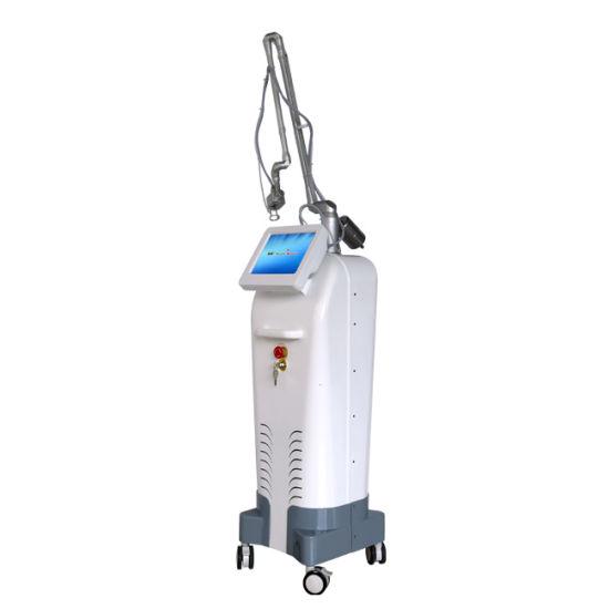 Fractional CO2 Laser for Scar Removal Vaginal Tightening Stretch Marks Removal Skin Resurfacing Face Rejuvenation Anti Wrinkle Machine Equipment IPL Shr RF