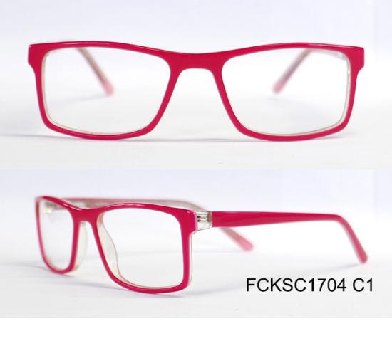 China Colorful Kids Oval Optical Frames Ultem Eyeglass Frames ...