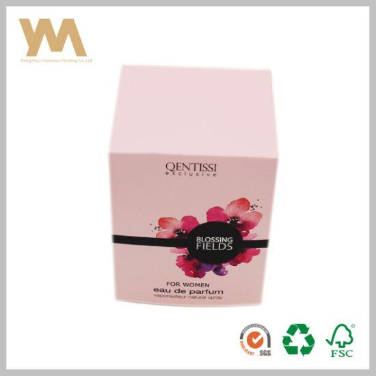 China Package Paper Box For Women Perfume Eau De Parfum China