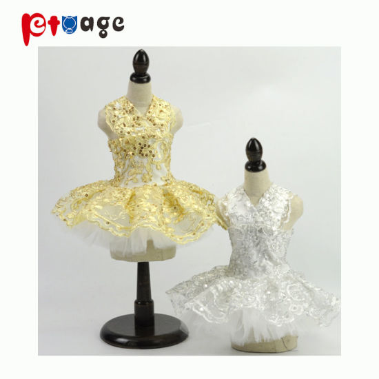 Pet Supply Fashion Wedding Dress Skirt Holiday Dog Clothes pictures & photos