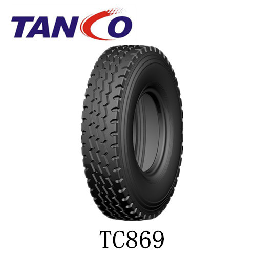 Tanco Timax Doupro Kapsen Doublestar TBR Tire Size 11r22.5 295/80r22.5 315/80r22.5 Commercial Truck and Bus Tire