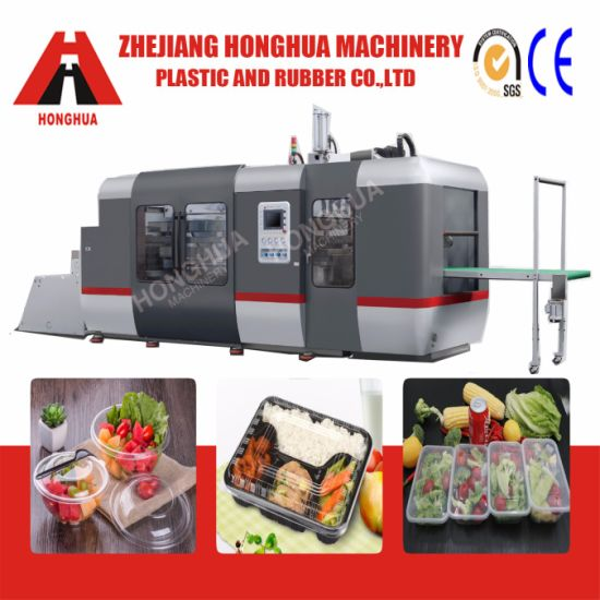 Plastic Multi-Function Thermoforming Machine (HSC-720) pictures & photos