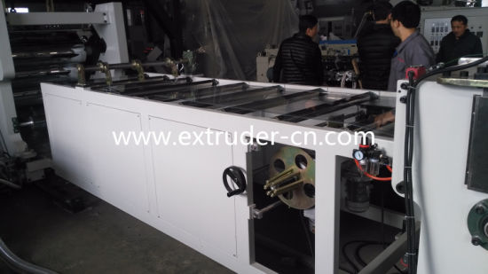 Pet/PETG Thermoforming Sheet Extrusion Line pictures & photos