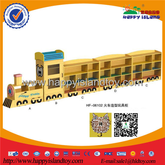 China High Quality Toy Combination Storage Cabinet Preschool
