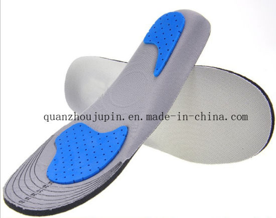 OEM 4D Massage Sport Shoe Insole for Promotional Gift