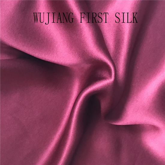 c1370a4d2ba7e 30mm 100% Silk Heavy Satin Fabric for Wedding Dress