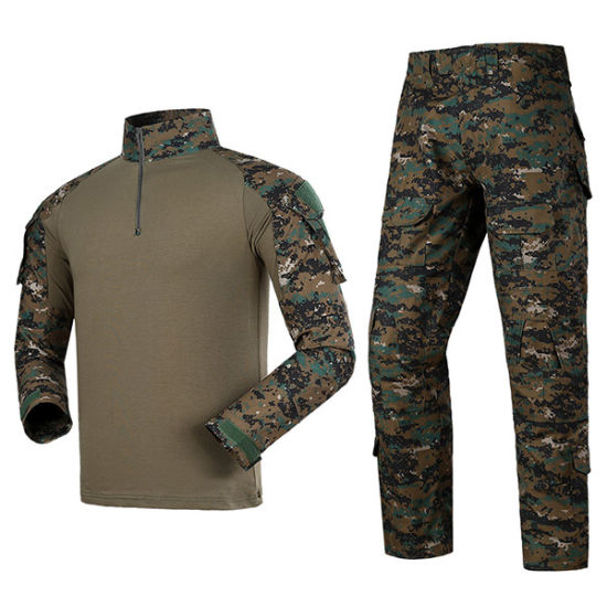 Fashion Flame-Retardant European Military Uniforms