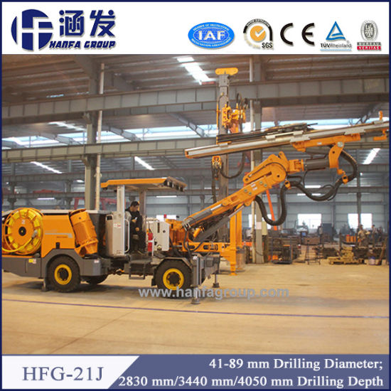 Hfg-21j Hydraulic Rock Drill for Sale pictures & photos