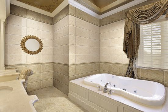 High Quality Building Material Ceramic Bathroom Wall Tile