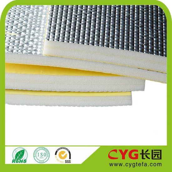 Polyethylene Foam Aluminum Foam Insulation Material pictures & photos